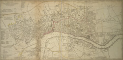 A NEW PLAN of the CITY AND LIBERTY of WESTMINSTER